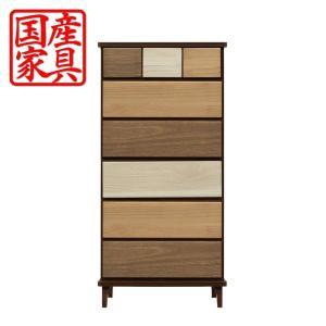 タンス チェスト ハイチェスト 幅60 木製 衣類収納 整理たんす 箪笥 収納家具 激安 interior-daiki