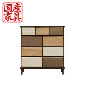 タンス チェスト ローチェスト 幅80 木製 衣類収納 整理たんす 箪笥 収納家具 激安 interior-daiki