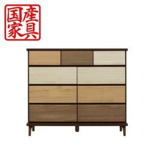 タンス チェスト ローチェスト 幅100 木製 衣類収納 整理たんす 箪笥 収納家具 激安 interior-daiki