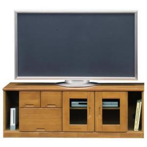 テレビ台 テレビボード ローボード 130幅 TV台 収納 収納家具 木製 完成品 AV収納|interior-daiki