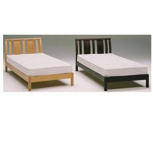 ベット セミダブルベッド ベッドフレーム 木製ベッド モダン 激安|interior-daiki