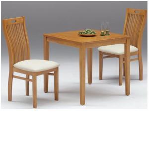 ダイニングテーブル ダイニングセット 2人掛 3点セット キッチン 木製 シンプル|interior-daiki