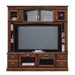 テレビ台 TVボード テレビボード TV台 ハイタイプ 高級家具 完成品 アンティーク リビングボード 幅180cm 激安テレビ台|interior-daiki