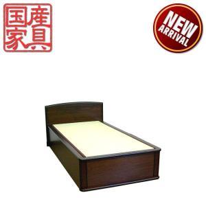 畳ベッド ベッド たたみベッド シングルベッド ベッドフレーム 和風 国産 モダン 激安|interior-daiki