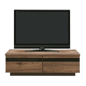 テレビボード TVボード ローボード 引出し フルスライドレール 120幅 幅120cm MDF 強化紙 木目調 日本製 ナチュラル ブラウン
