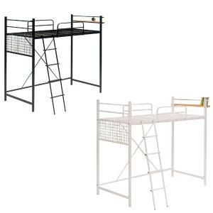 ロフトベッド シングルベッド システムベット シングル はしご 宮付き 子供用 はしご シングルベッド ベット 子供|interior-daiki