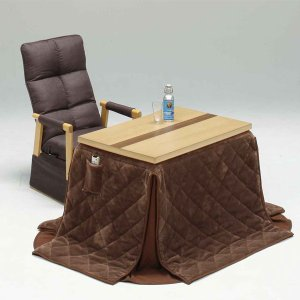 こたつ テーブル こたつセット 炬燵 コタツ 長方形 幅90 90幅 奥行き60 高さ61.5cm〜36cm 6段階高さ調節|interior-daiki
