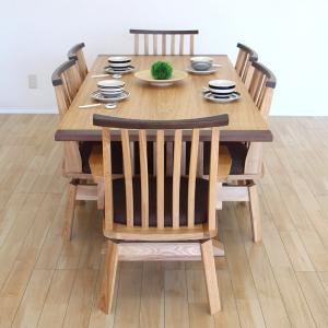 ダイニングテーブルセット ダイニングセット ダイニング7点セット カントリー 北欧 レトロ 食卓セット 木製 家具通販|interior-daiki|04