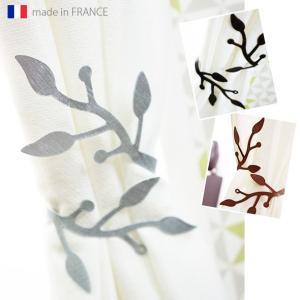 カーテンタッセル フランス製/オリーブツイストタッセル 1個の写真