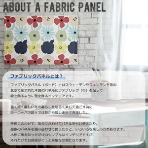 ファブリックボード アーティスト「Plune.mode」ファブリックパネル アートパネル|interior-depot|05