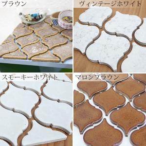 インテリアモザイクタイル DIY キッチン シール 北欧 カフェ/強力テープ付きピーシーズ ランタン|interior-depot|04
