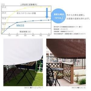 日よけ シェード サンシェード、 オーニング/Colorsオリジナルサンシェード MKSS/オーダーサイズ 〜180cm×〜180cm|interior-depot|04