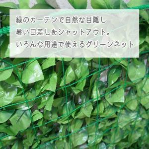 NET29 園芸  緑のカーテン グリーン バレーボールネット 巾101〜200cm 丈401〜500cm|interior-depot