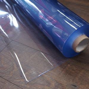 テーブルクロス ビニールシート 透明 PVCアキレス TT31 切り売り 0.3mm厚 幅91.5cm 丈200cm interior-depot