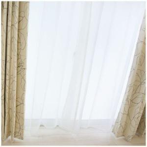 レースカーテン 防炎・ボイルレースカーテン RB405さらら 巾100cm×丈223cm 巾150cm×丈223 巾200cm×丈223cm|interior-depot|05