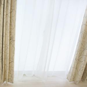 レースカーテン 防炎・ボイルレースカーテン RB405さらら 巾100cm×丈223cm 巾150cm×丈223 巾200cm×丈223cm|interior-depot|06