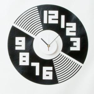ウォールステッカー 時計 クロック/WD117 Vinyl 送料無料|interior-depot