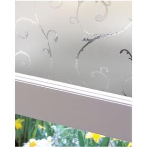 窓ガラス フィルム ステンドグラス風 窓ガラス ウインドウフィルム レース Value|interior-depot|03