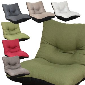 座椅子  14段階 ギア座椅子 しずか ボリューム |interior-festa