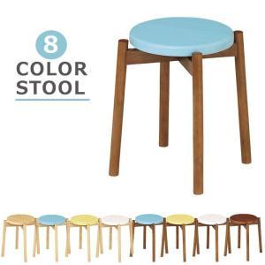 スツール 木製 北欧 ウッド 椅子 チェア スタッキング 木目 腰掛け いす イス 丸椅子 玄関 キッチン 台所 リビング おしゃれ|interior-festa