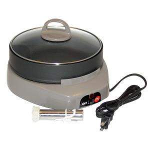 グリル鍋 ホットプレート 調理器具 グリルパン コンパクト 卓上 鍋 焼肉 すき焼き interior-festa
