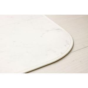 クッションフロアカーペット ペット対応 ダイニングカーペット 消臭機能 撥水 表面強化 大理石柄 約180cmX180cm|interior-fuji|02