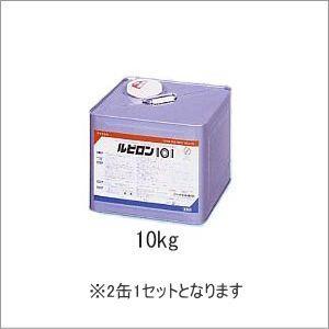 接着剤 ウレタン系1液 ルビロン101 10kg缶X2缶セット クシベラ付まで 人工芝の貼付け施工に最適。|interior-fuji