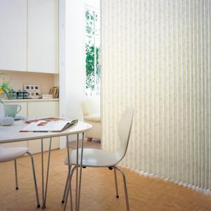 アコーディオン カーテン 間仕切り ニチベイ  やまなみマーク2 クレール 幅 54〜90cmX高さ 141cm〜180cmまで|interior-fuji