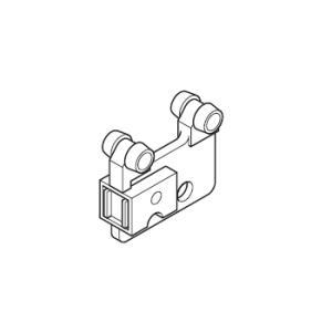 カーテンレール 部品 TOSO C型レール 片マグネットランナー 部品販売|interior-fuji
