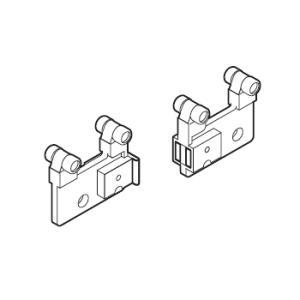 カーテンレール 部品 TOSO C型レール マグネットランナー 部品販売|interior-fuji