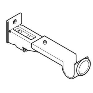 カーテンレール TOSO クラスト19 部品 CNダブルブラケット(アンティークカラー)|interior-fuji
