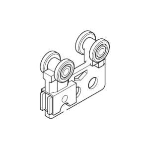カーテンレール 部品 TOSO ニューデラック 片マグネットランナー 部品販売|interior-fuji