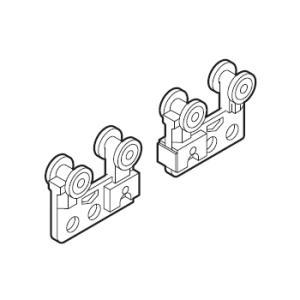 カーテンレール 部品 TOSO ニューデラック マグネットランナー 部品販売|interior-fuji