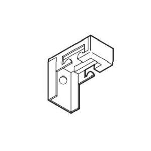 カーテンレール TOSO リフレ 部品  シングルブラケット|interior-fuji