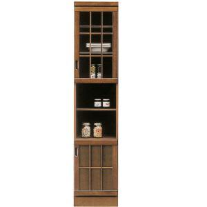 食器棚 隙間家具 完成品 幅40cm 和風 国産|interior-moka224