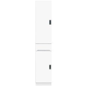食器棚 ダイニングボード 隙間 幅35cm 鏡面|interior-moka224