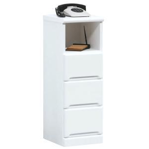 電話台 FAX台 TEL台 幅30cm 鏡面 完成品 セール|interior-moka224