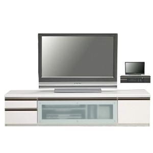 テレビ台 ローボード 幅180cm 完成品 シンプル AVラック テレビラック 扉付き|interior-moka224