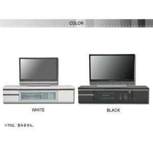 テレビ台 ローボード 幅180cm 完成品 シンプル AVラック テレビラック 扉付き|interior-moka224|02
