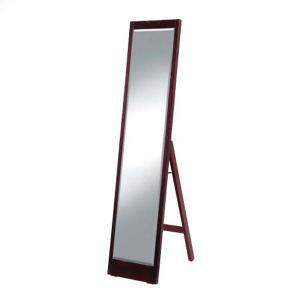 ミラー 鏡 全身鏡 全身ミラー 民芸家具 完成品 interior-moka224