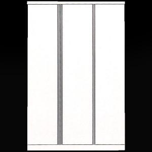 ワードローブ クローゼット 完成品 幅120cm 整理ダンス|interior-moka224