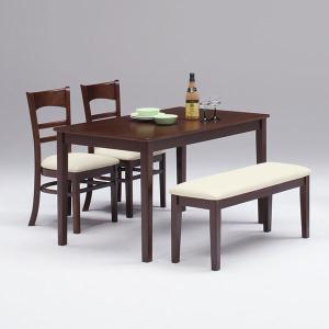 ダイニングテーブルセット 4人用 4点セット 北欧  シンプル