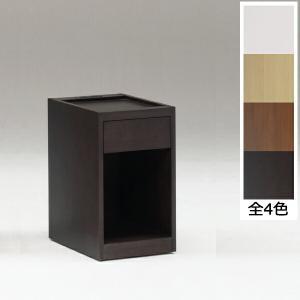 ナイトテーブル サイドテーブル ベッドサイドテーブル ミニテーブル モダン 幅30cm|interior-more