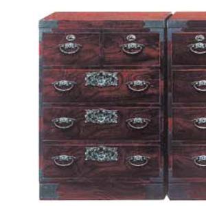 欅タンス 和箪笥 和 民芸家具 幅60cm 開梱設置無料|interior-more
