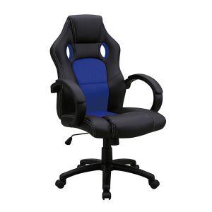 オフィスチェア パソコンチェア チェアー 椅子 いす 肘付き 布地 メッシュ 昇降式 interior-more 02