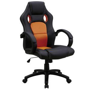 オフィスチェア パソコンチェア チェアー 椅子 いす 肘付き 布地 メッシュ 昇降式 interior-more 03