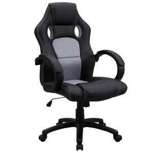 オフィスチェア パソコンチェア チェアー 椅子 いす 肘付き 布地 メッシュ 昇降式 interior-more 04