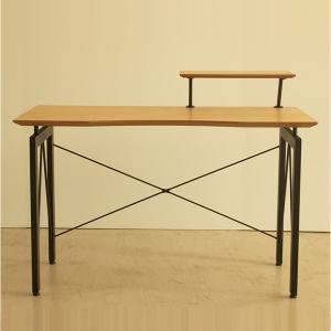 デスク 机 テーブル 幅120cm PCデスク 勉強机 シンプル モダン ナチュラル 北欧 おしゃれ interior-more
