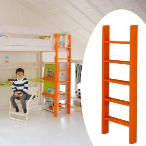 キッズシングルベッド用はしご E-Ko ( 子供用 2段ベッド キッズ用 )|interior-palette