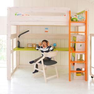 キッズロフトベッド用パーツ E-Ko ( 子供用 デスク ロフトベッド )|interior-palette
